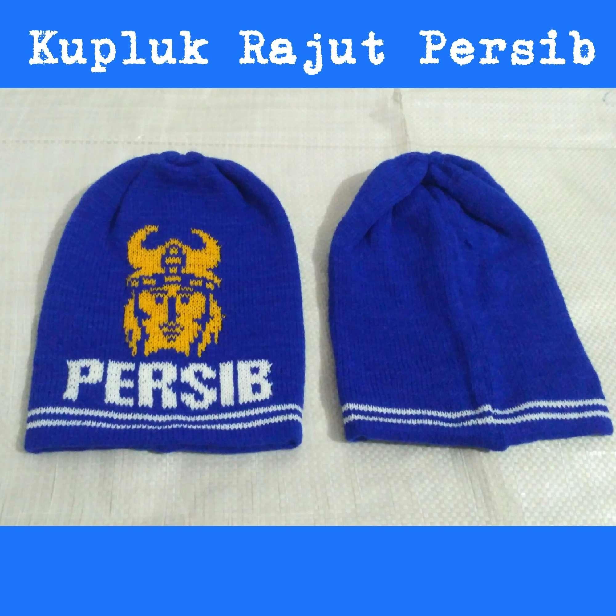 Kupluk Rajut Persib Bandung By Df Store Bgr.