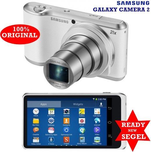 Samsung Galaxy Camera 2 GC200 - JAMIN ORI 100%