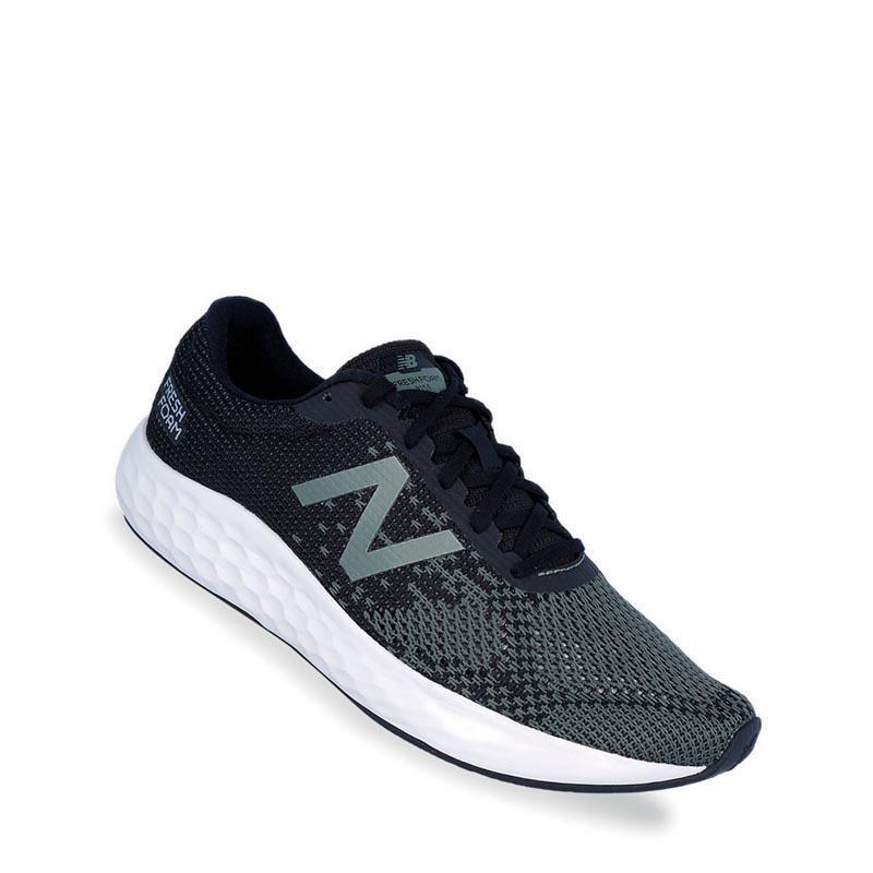 New Balance Rise Sepatu Olahraga Pria - Hijau 3b36e54db2