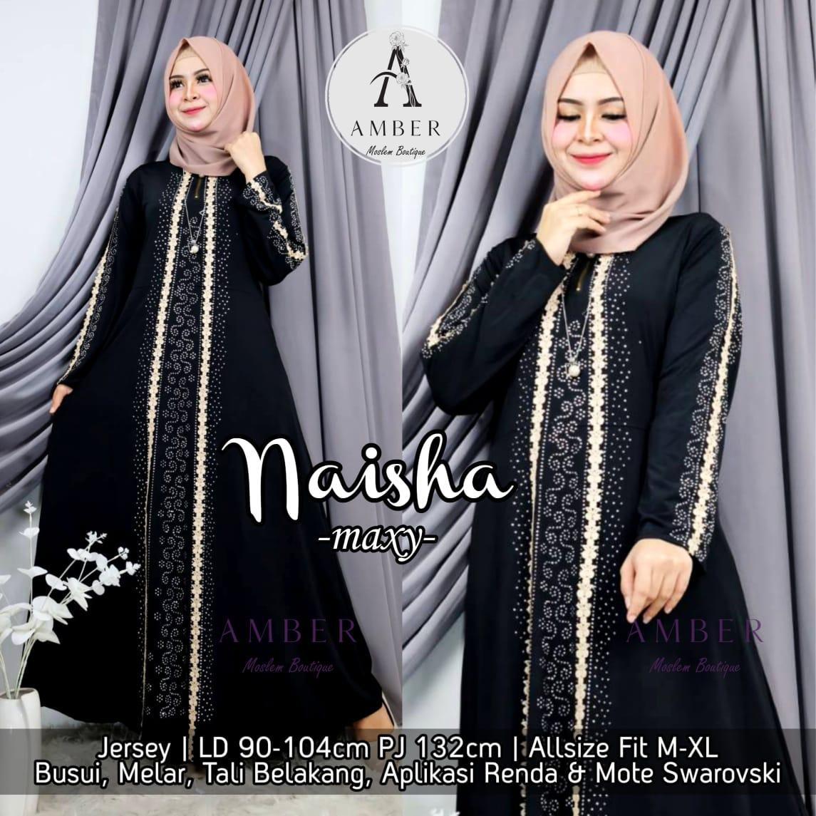 Ghaliya Maxy Katun Serat | Model Baju Gamis Terbaru 2019 Wanita Berhijab| Gamis Renata| Baju Gamis Modern Anak Muda| Baju Kebaya Modern Untuk Pesta|Desain Baju Muslim Modern| Baju Couple Muslim Remaja| Gambar Desain Baju Muslim