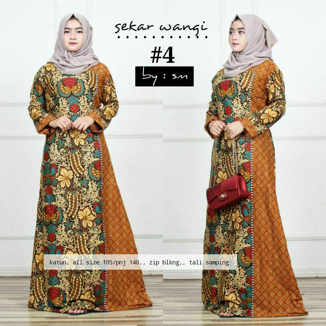 Gamis Batik /Gamisbrokat/ Batik brokat/Gamis Wanita /Baju Pesta/ Baju  kondangan/Gamis Jumbo / Gamis /Baju Gamis Batik Gamis Murah/ Gamis Ori /  Busana