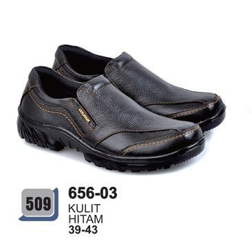Sepatu Boots Pria Casual Fashion Kualitas Branded No Import Panjang Ukuran 39 - 43