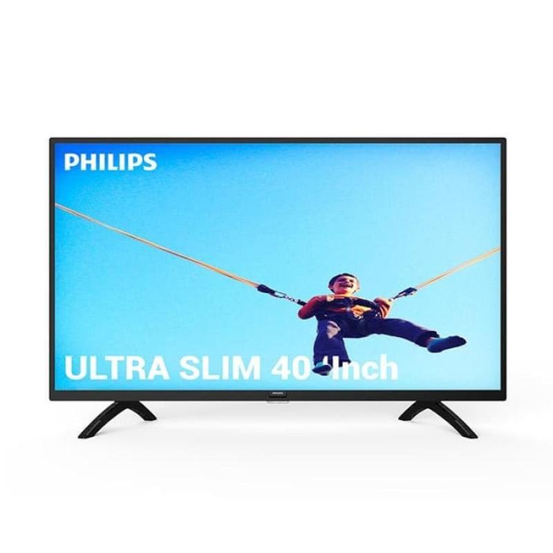 Promo Diskon - PHILIPS 40PFT5063S/70 Ultra Slim TV LED [40