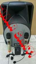 Murah Speaker Portable Wireless BOB Audio ( 12 inch )Bluetooth