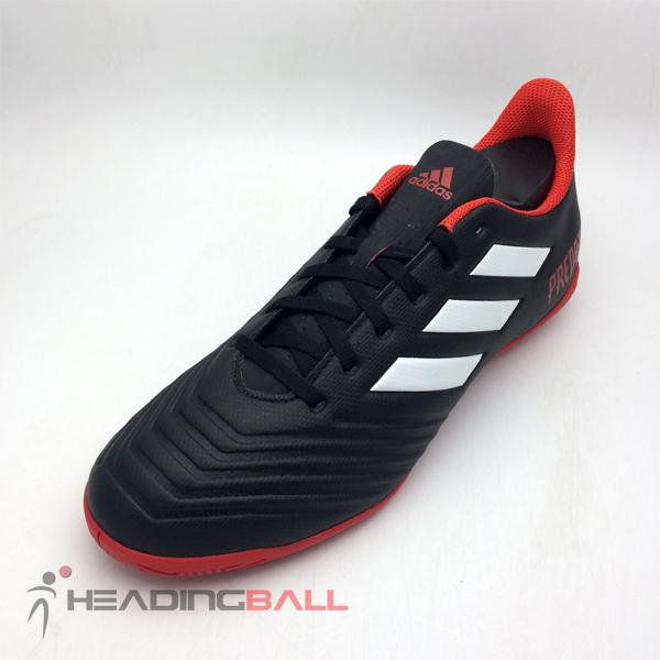 Sepatu Futsal Adidas Original Predator Tango 18.4 Black Red DB2136 2c2aca91cd
