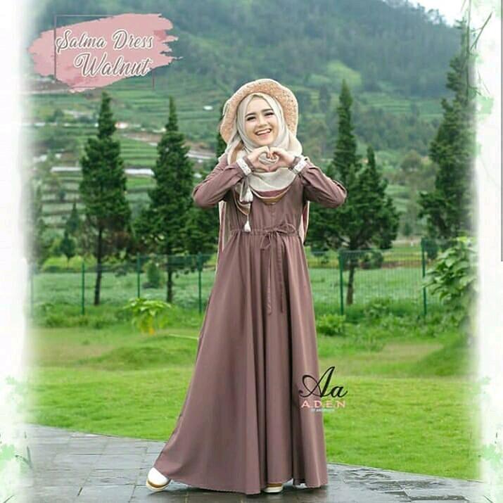 Jual Baju Muslim Wanita Gamis Terbaru Lazada Co Id