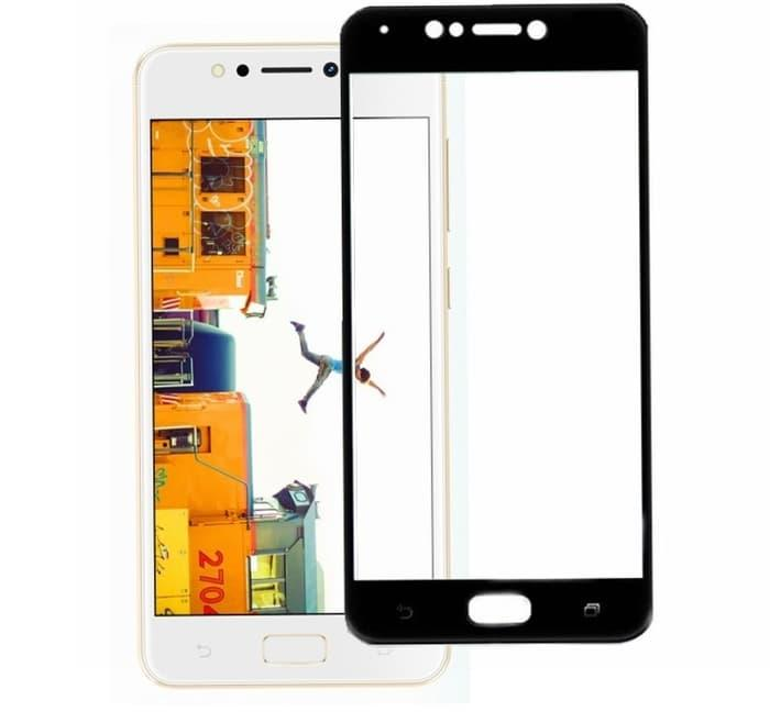 "HMC Asus Zenfone 4 Max 5.2"" / ZC520KL - Full Screen Tempered Glass - Screen"