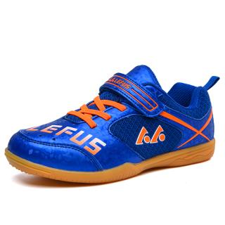 Giày Cầu Lông Giày Tập Luyện Nam Nữ 11 12 13 14 15 Tuổi Giày Chạy Bộ Giảm Xóc Chịu Mài Mòn Chống Trơn Trượt Trẻ Em Trẻ Trung thumbnail