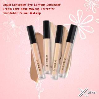 O.TWO.O Brand Cover Up Blemish and Acne Concealer Liquid Concealer Eye Contour Concealer Cream Face Base Makeup Corrector Foundation Primer Makeup thumbnail