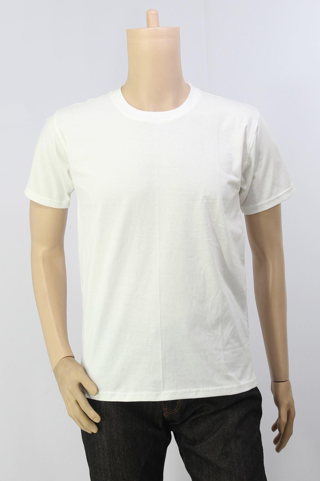 Kaos oblong Polos Putih - Kaos Putih Polos - Kaos Polos Dewasa - Kaos Polos