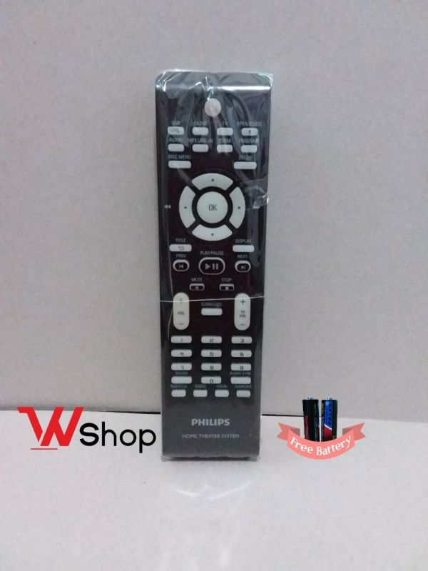 REMOTE/REMOT DVD HOME THEATER PHILIPS ORIGINAL
