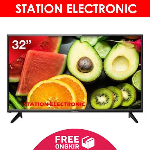 CHANGHONG HD Digital LED TV w/ USB Movie 32 - 32H5T - Khusus JABODETABEK