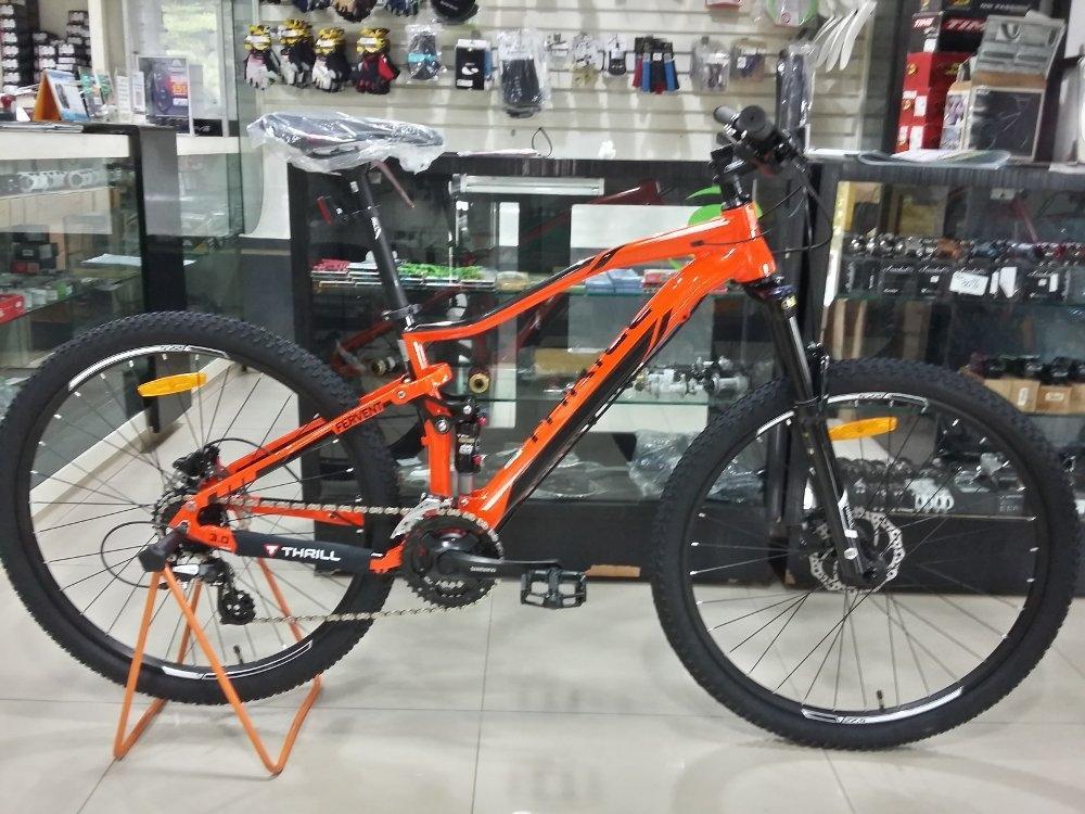 Sepeda Gunung Thrill MTB 275