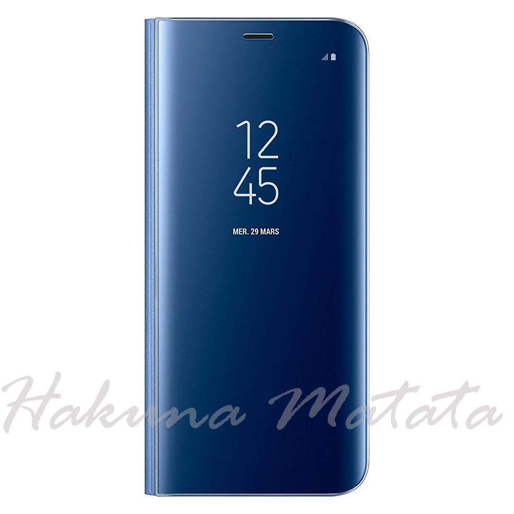 Clear View Standing Smart Case Samsung Galaxy J6 (2018)