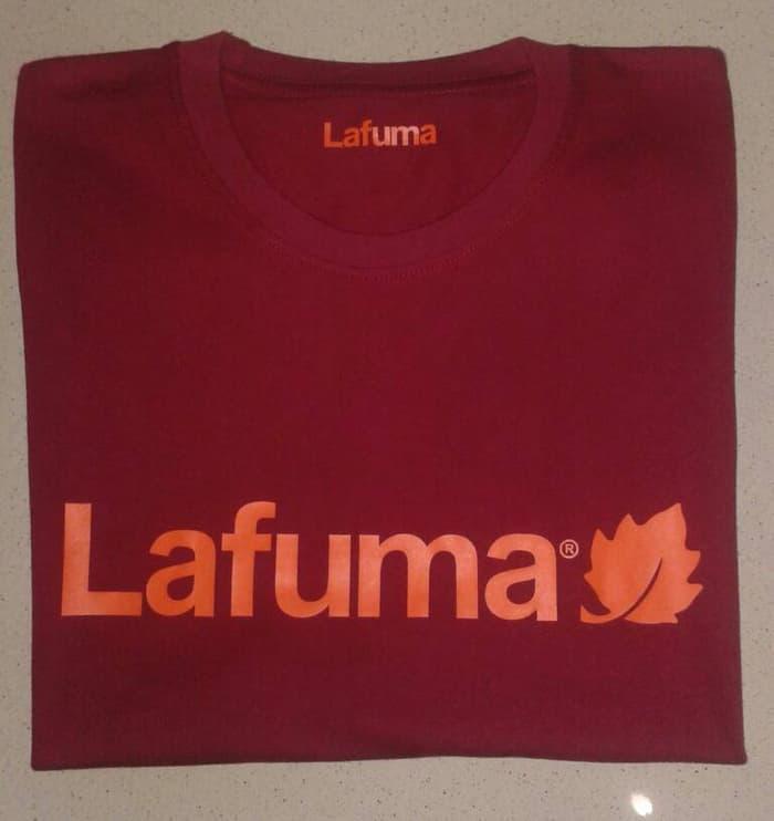 KAOS LAFUMA/BAJU OUTDOOR/T-SHIRT(LAFUMA)