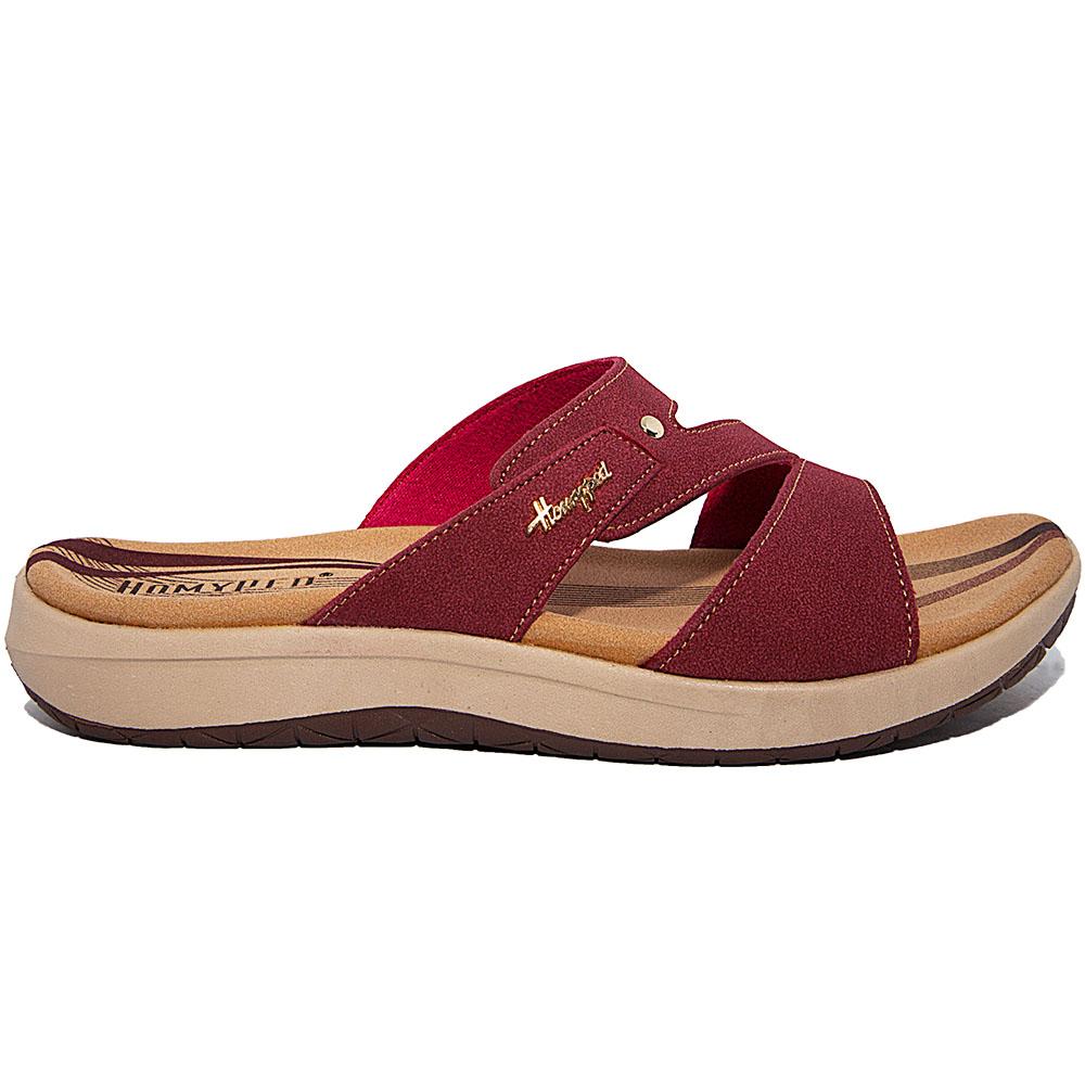 Homyped Luna N47 Sandal Wanita Marun