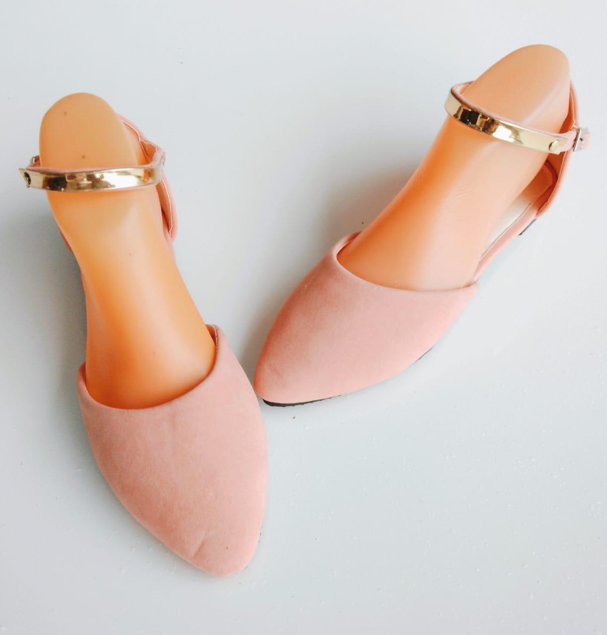 Arlaine Ayumi Flat Shoes