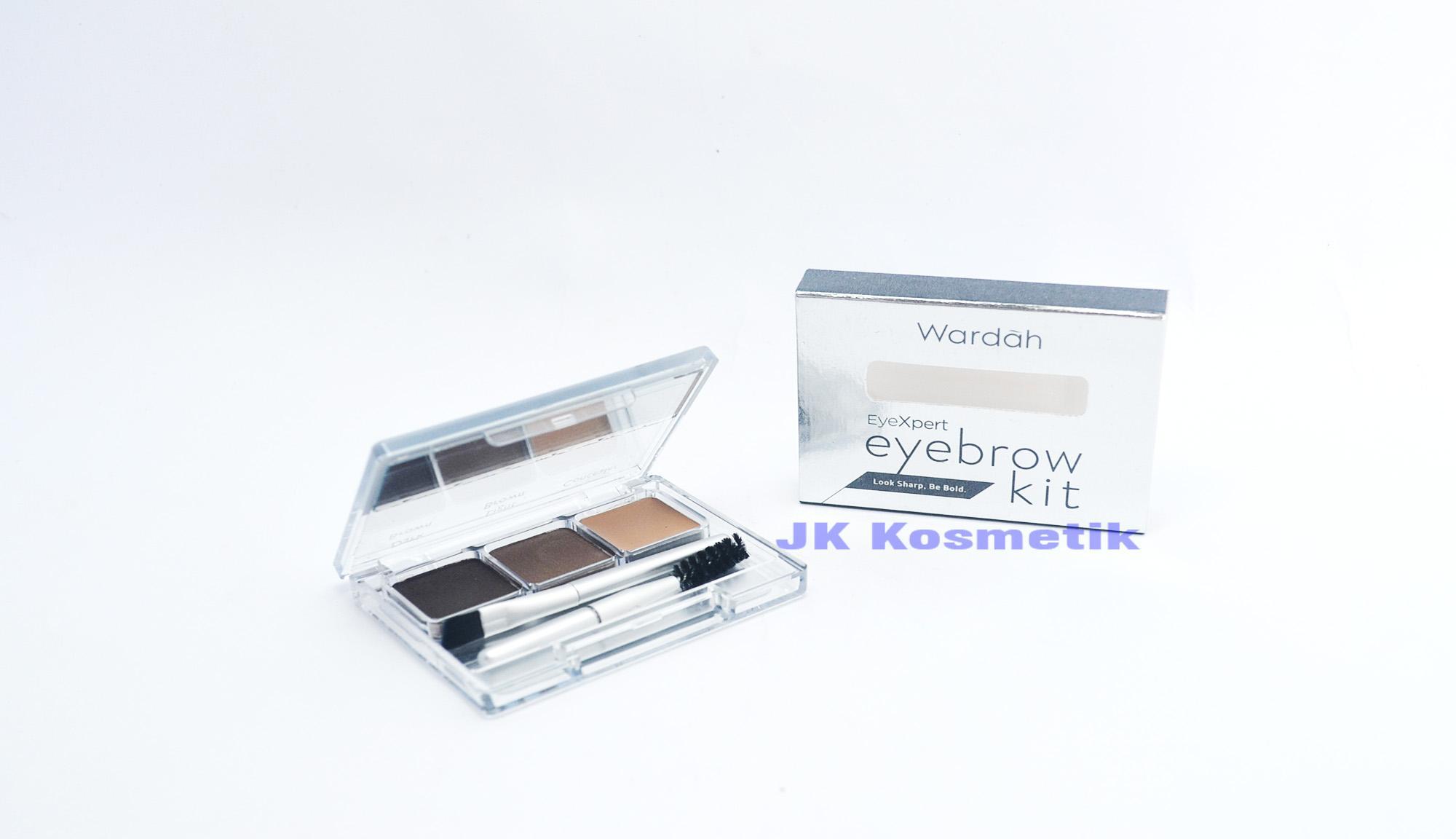Info Harga Concealer Cair Wardah Murah Double Function Kit Concealar Eye Shadow Eyexpert Eyebrow