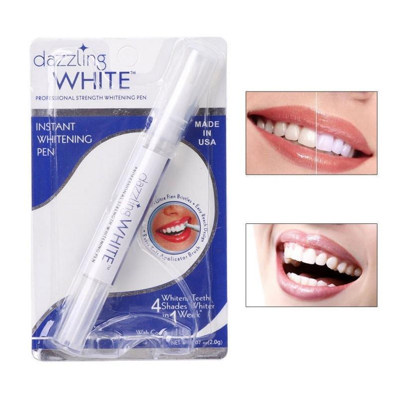 Dazzling White Teeth - Teeth Whitening Pen - Pemutih Gigi - Xaiver By Xaiver.