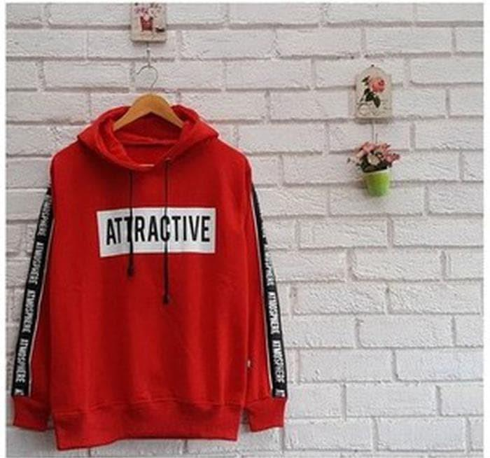Labelledesign Sweater Wanita - Attractive Hodie Sweater 3f8bf22da1