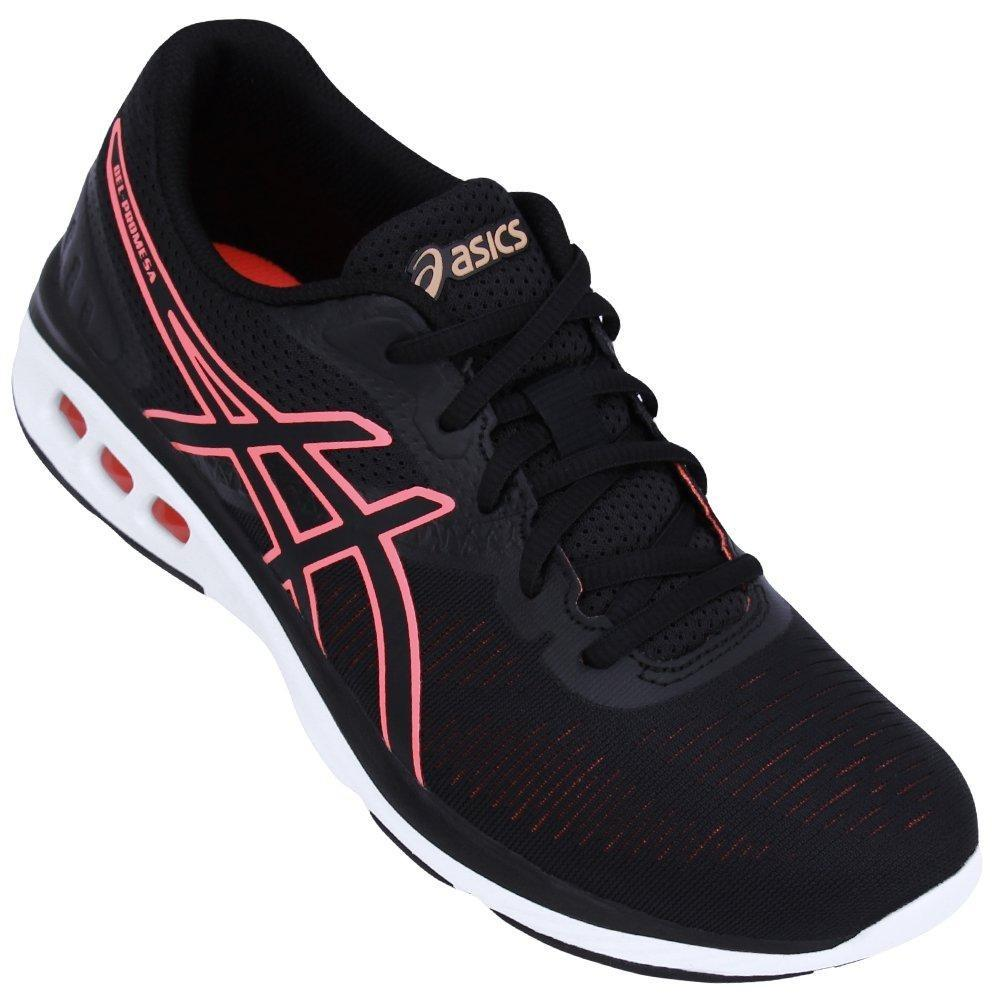Sepatu Asics Gel Promesa Sports Running Trainning - Black Coral acb8817e8b