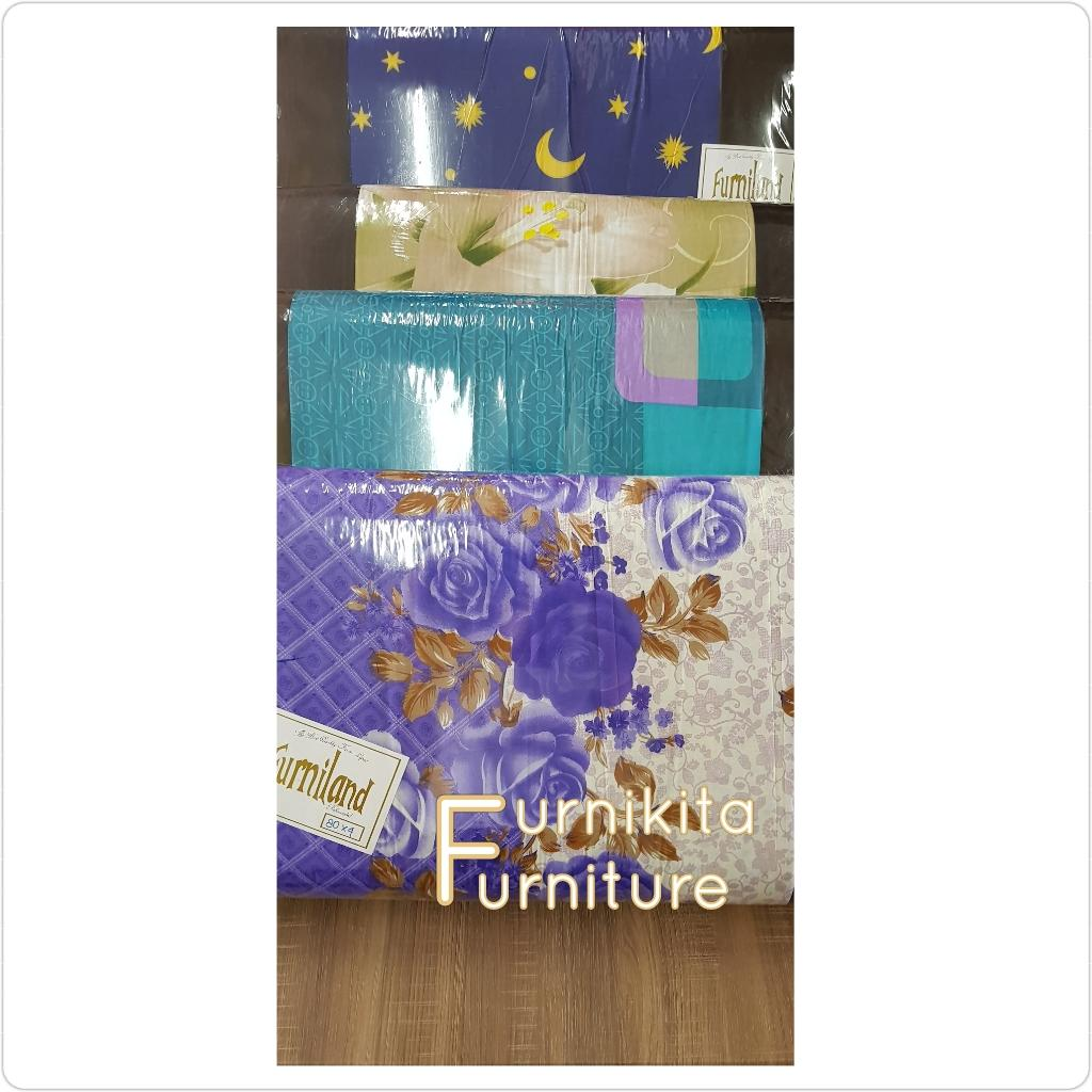 Kasur Busa Lipat Rebounded / Rebonded Uk80x190x4 Cm By Furnikita Furniture.