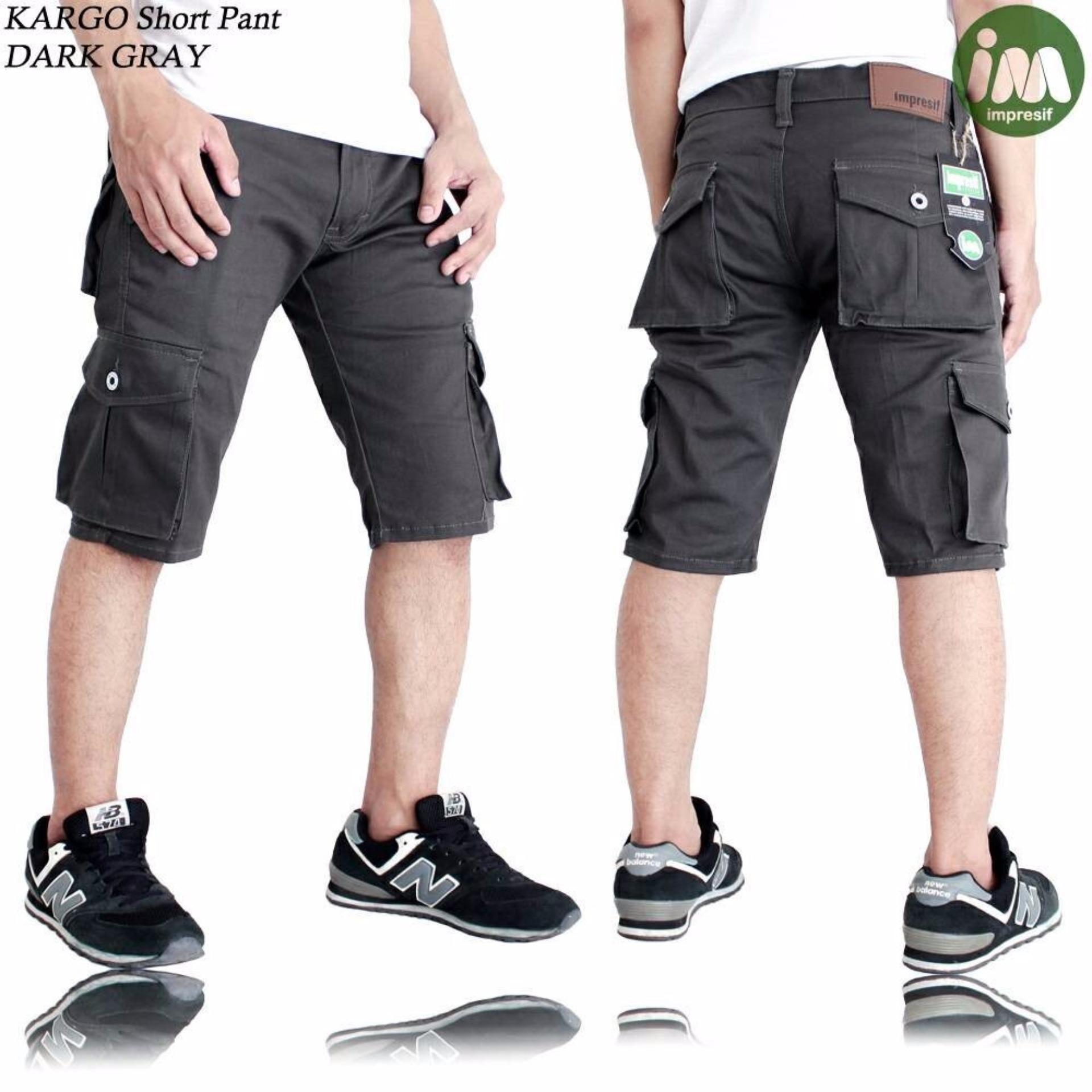 Celana Cargo Pendek Pria Tactical Mode / Celana Pendek Pria Casual / Celana Santai Pria By Toko Erlangga Acc.