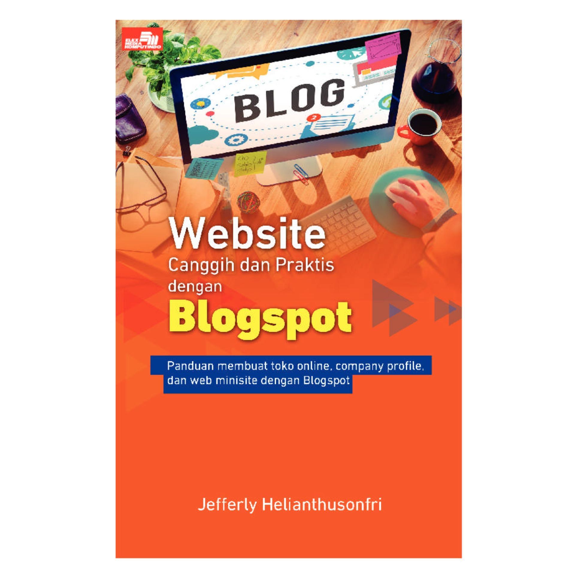 Website Canggih Dan Praktis Dengan Blogspot By Serba Serbi.