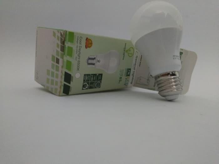 Lampu LED Bulb 7 Watt (Putih) GL (General Lighting)