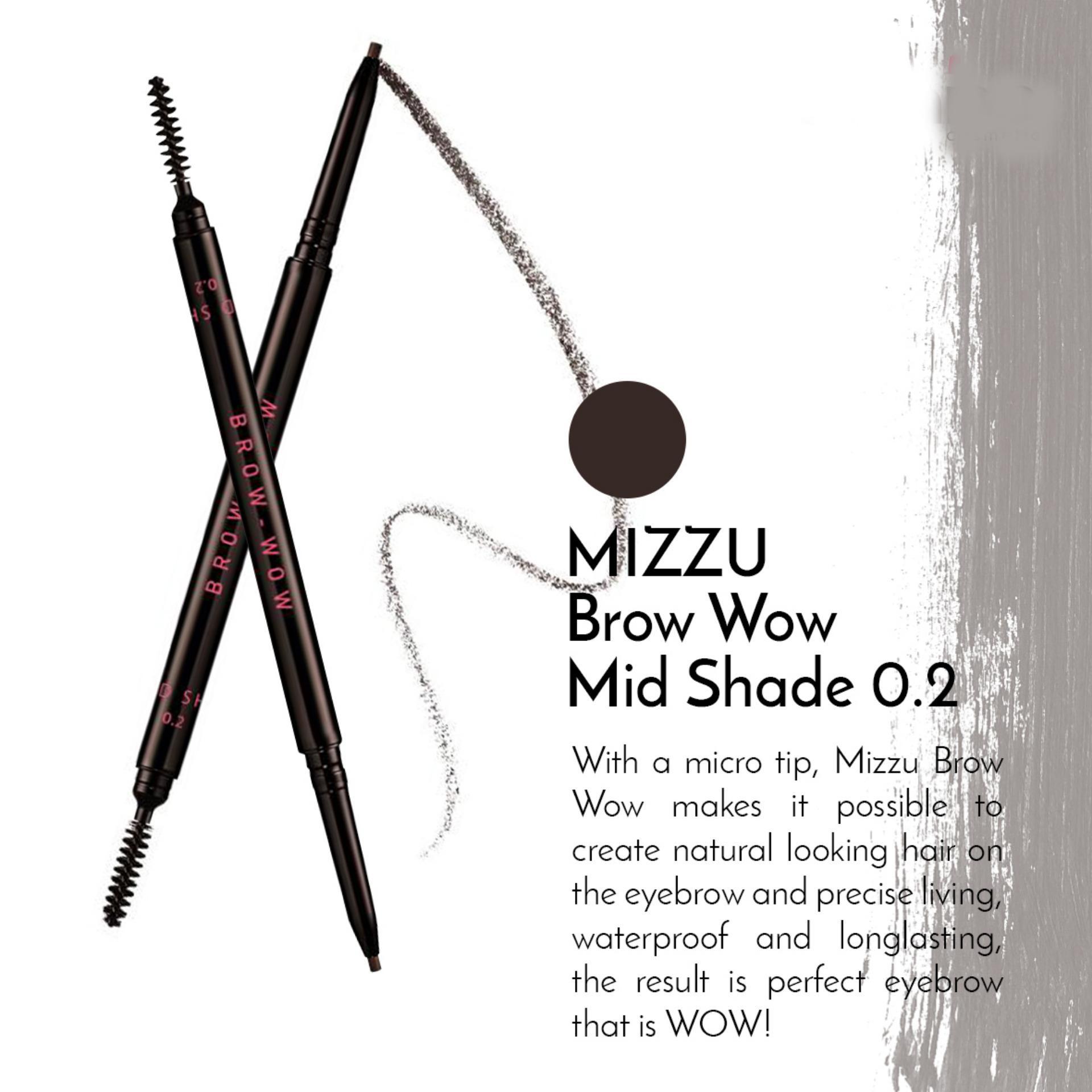 Mizzu Brow Wow Mid Shade 0.2