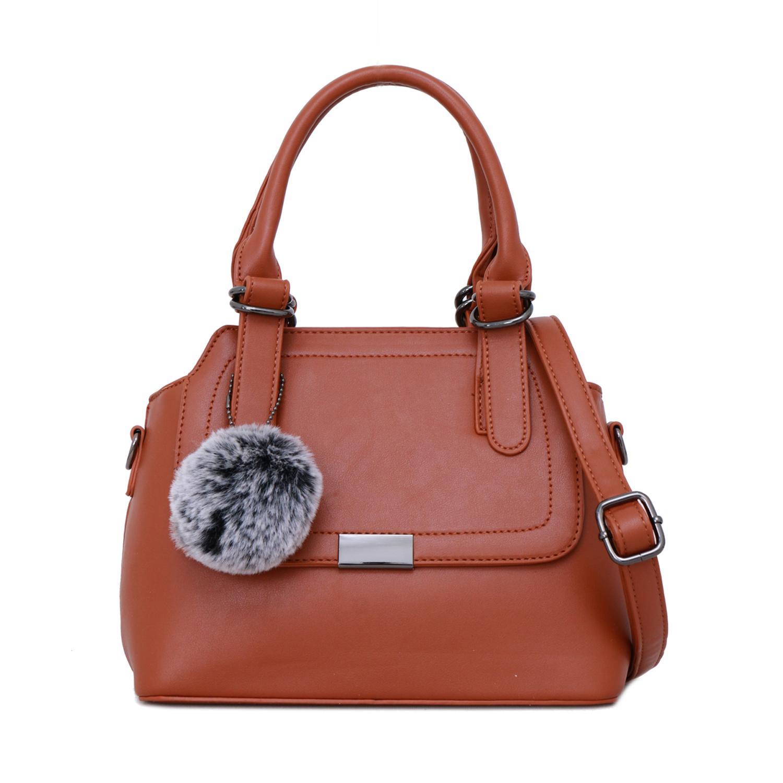 Tas Wanita Lorica by Elizabeth Drucilla Handbag Brickred 0e1e071c77