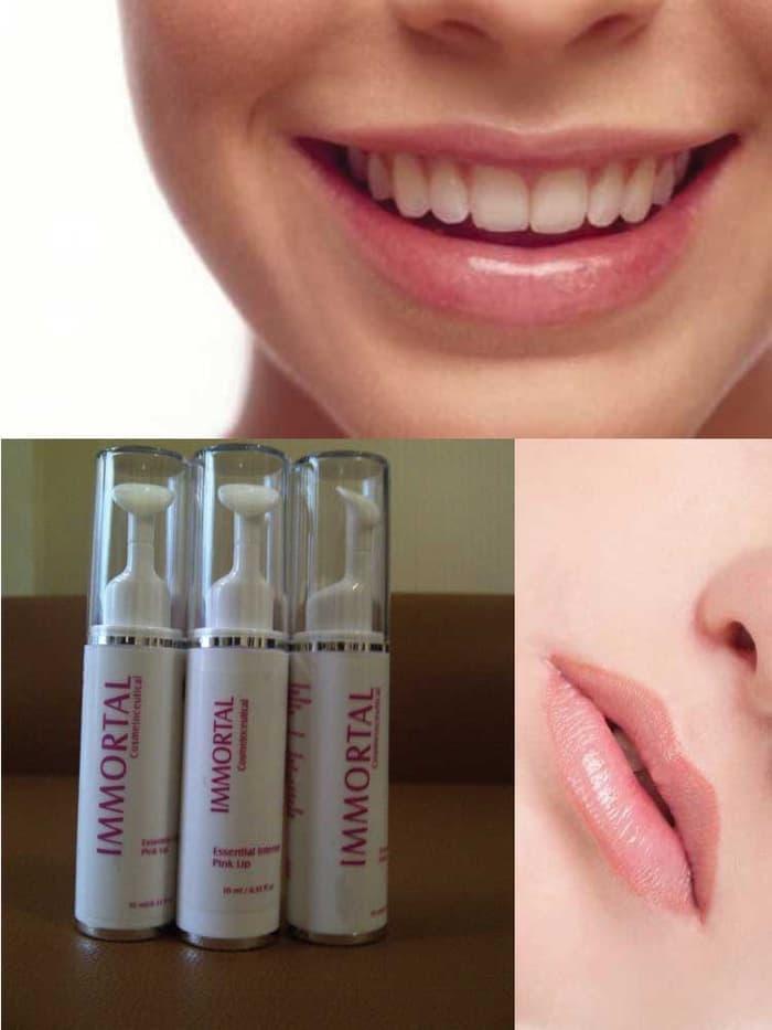 Pemerah Bibir Permanen Alami Immortal Essential Intense Pink Lip Original Bpom Pemerah Bibir Pria Dan Wanita Asli 100 Aman Bpom Pemerah Bibir Alami Pelembab Bibir Alami Lazada Indonesia