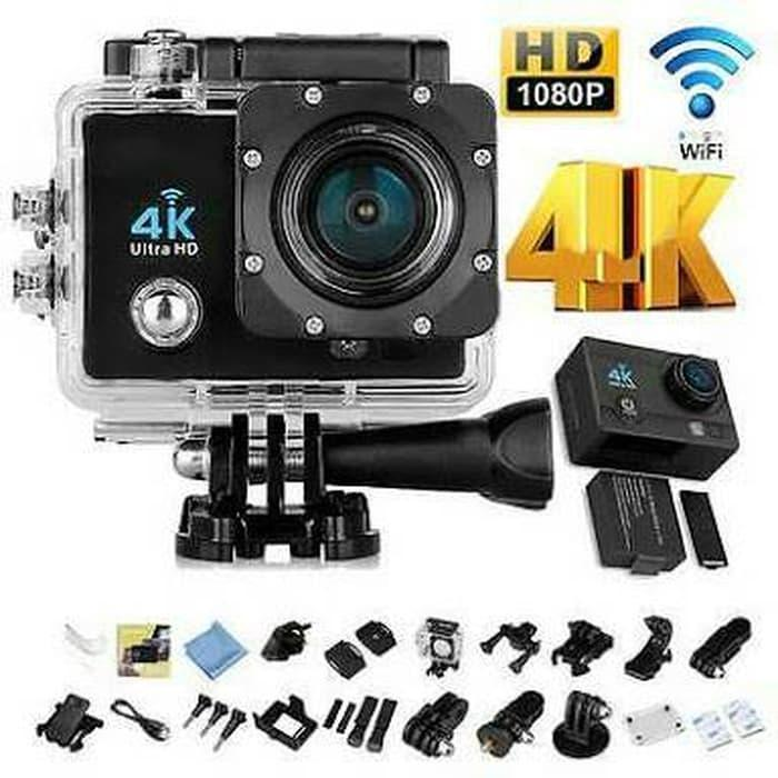 Promo Lazada Kamera Sport Action Camera 4K Ultra HD/ GoPro wifi/Kogan