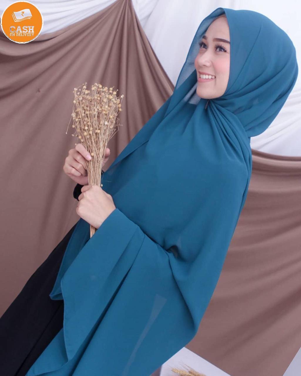 Hijab Pashmina / Jilbab Pasmina / Kerudung Pashmina / Pashmina Sabyan / Pashmina Diamond Stretch - Suryani Collection/hijab instan/hijab instan kekinian/hijab segi empat/hijab syari/hijab pasmina/kerudung pasmina/kerudung segi empat