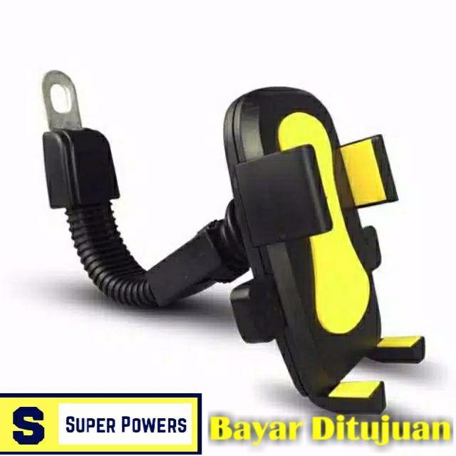 Phone Holder Spion Model Bracet / Holder Spion Motor Universal (SuperPowers)