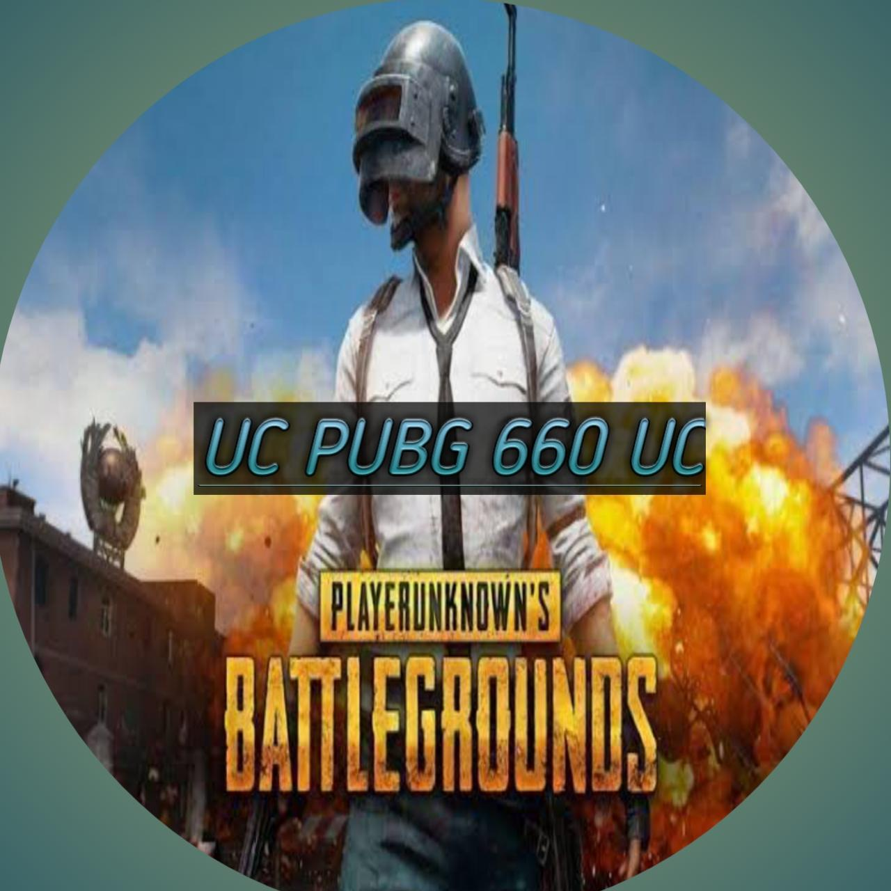 Uc Pubg Mobile 660 Uc By Samuel Shop.