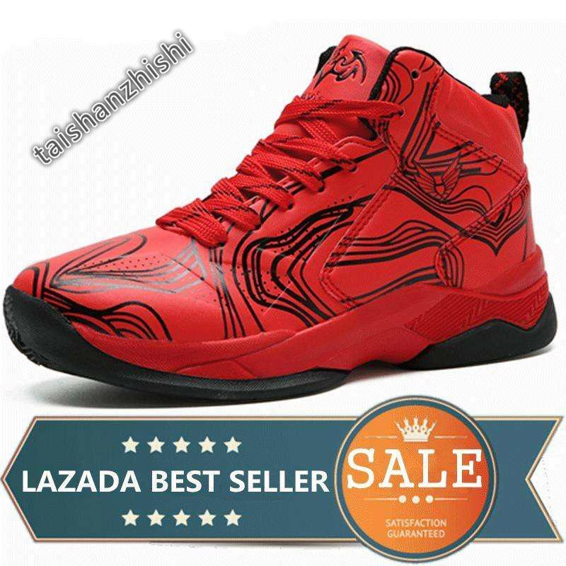 Anak Laki-laki Sepatu Basket untuk Outdoor Menjalankan Berjalan Anak-anak  Sepatu Kets Sepatu f632165767