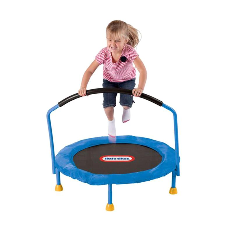 Little Tikes 3 Foot Trampoline Mainan Anak By Arena Store.