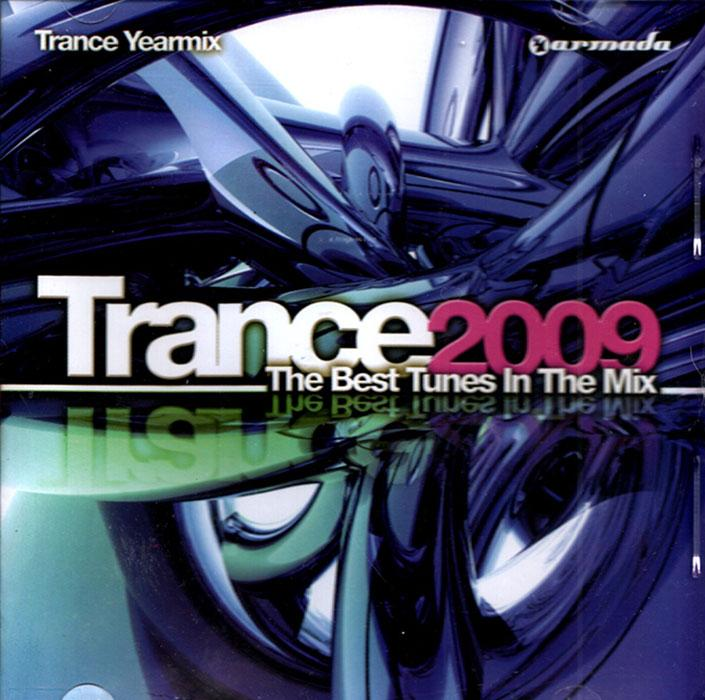 CD VARIOUS ARTIST - TRANCE 2009 THE BEST TUNES IN THE MIX (2CD)
