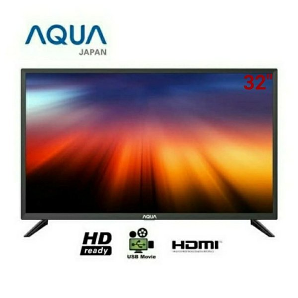 PROMO AQUA SANYO LED TV 32 32AQT9200 SCREEN MIRRORING 32AQT9200M