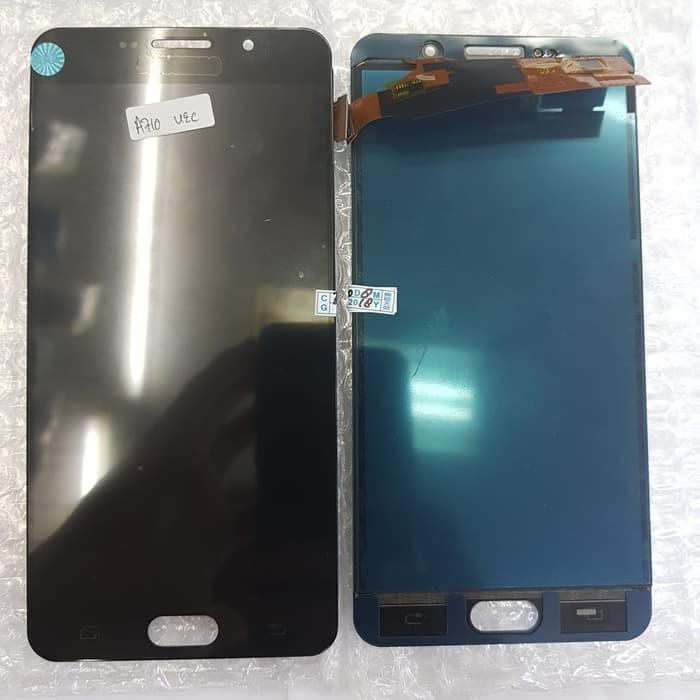 LCD 1SET SAMSUNG A710 A710F GALAXY A7 2016 ORIGINAL OEM BLACK