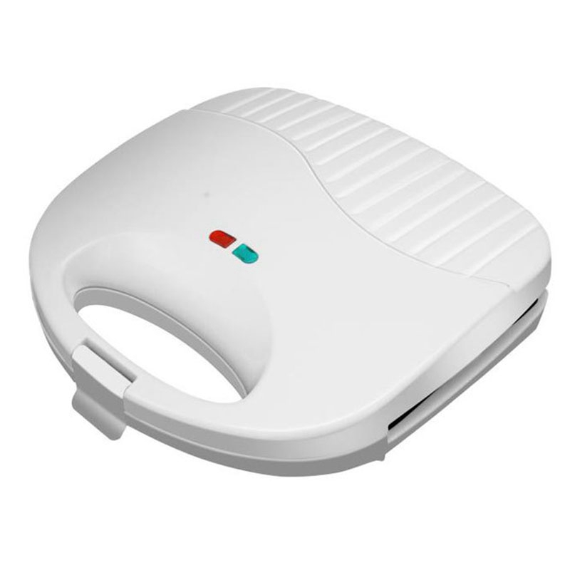Electric Eu Plug Egg Sandwich Maker Mini Grilling Panini Baking Plates Toaster Multifunction Non-Stick Breakfast Machine