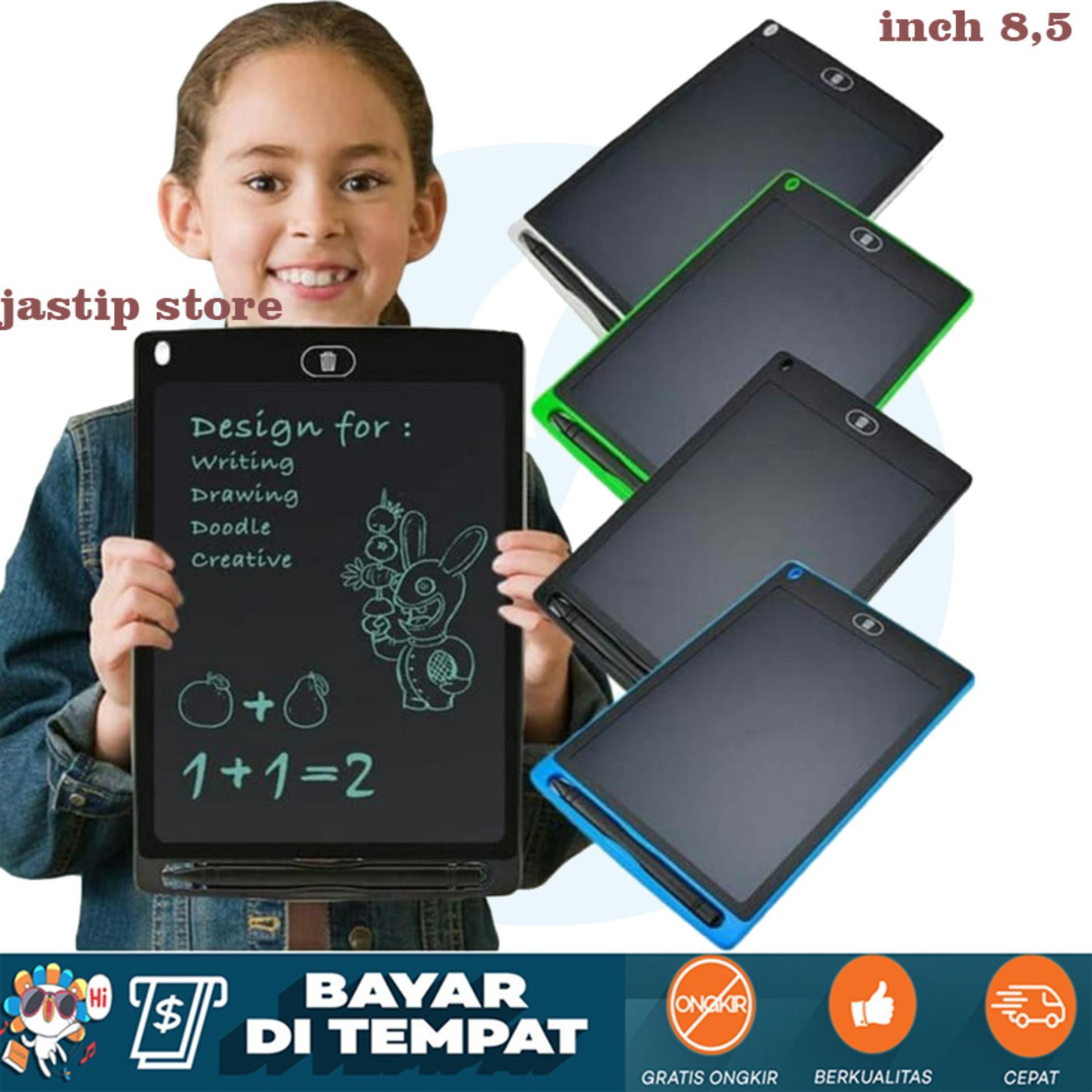 Papan Tulis Gambar - LCD Drawing Writing Tablet 8,5 Inch