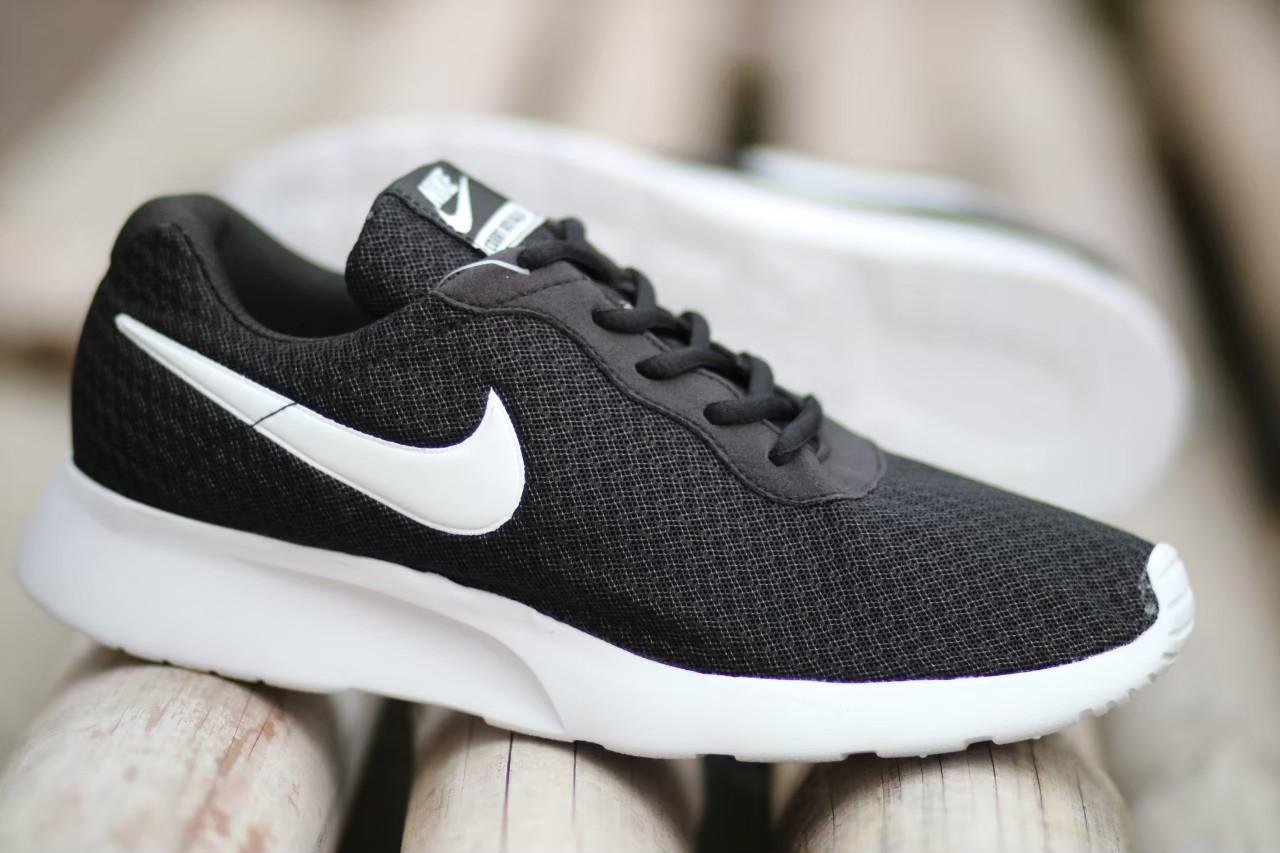 Sepatu Sneakers Pria Terbaru Nike_Tanjun Rose Run Import Termurah Hitam