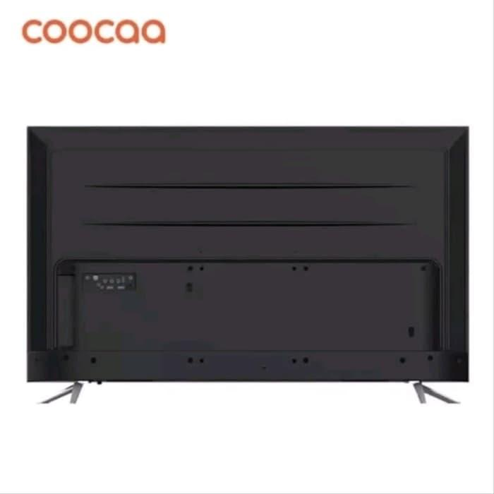 COOCAA 50S5G LED SMART TV 50 INCH ANDROID TV UHD 4K berkualitas