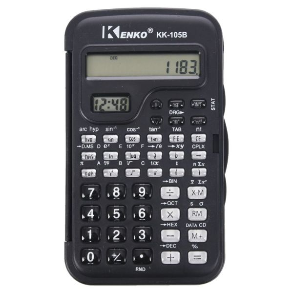 Mua KENKO Student Electronic 10 Digits Scientific Calculator Calculator with Clock