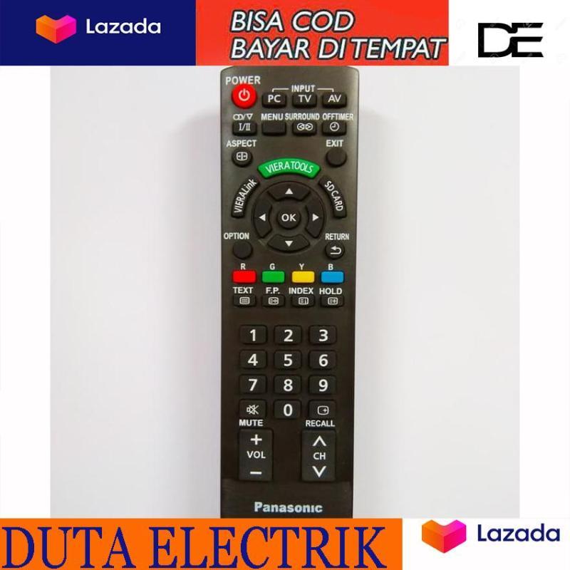 Remot Remote TV Panasonic Viera LCD LED RM-1020M