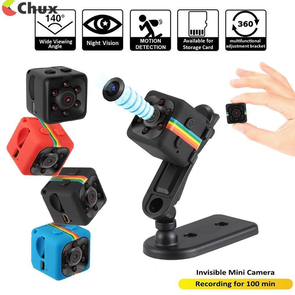 LAGI LARIS 2019- Kamera Pengintai Mini SQ11 Spy Camera Mini Spy Cam 12MP 1080P Full HD DVR Night Vision - kamera Mini Spy kamera MIni kamera pengintai kecil