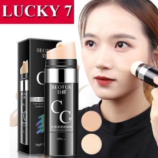 LUCKY 7 - Beotua CC Concealer Stick Whitening - Beotua CC Concealer - Beotua CC Cream - Make Up Pemutih Wajah thumbnail