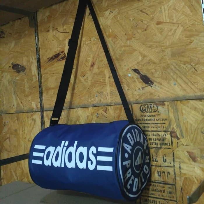 Tas Sepatu Futsal / Tas Bola / Tas Futsal Tabung Murah Terbaru Terkini AD